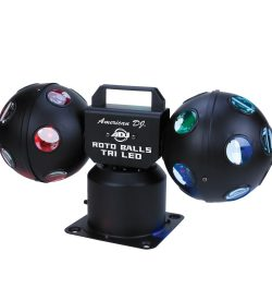 Roto Balls TRI LED 1