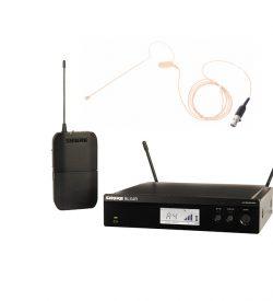 Shure BLX presentatörsmikrofon