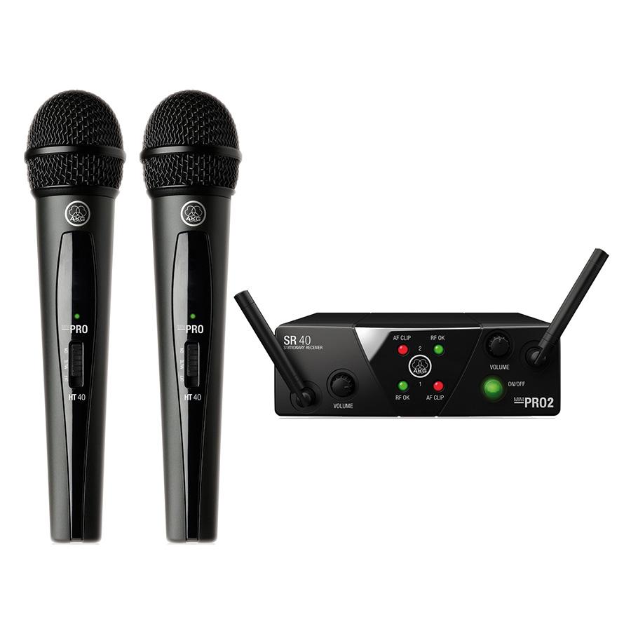 Trådlösa mikrofoner